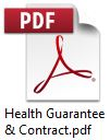 Health Guarantee & Contract logo